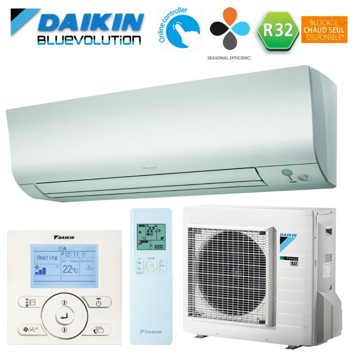 ftxm m rxm m daikin bluevolution climatiseur inverter monosplit r32 3 5 kw daikin. Black Bedroom Furniture Sets. Home Design Ideas